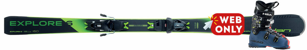 Pack Skis Primo