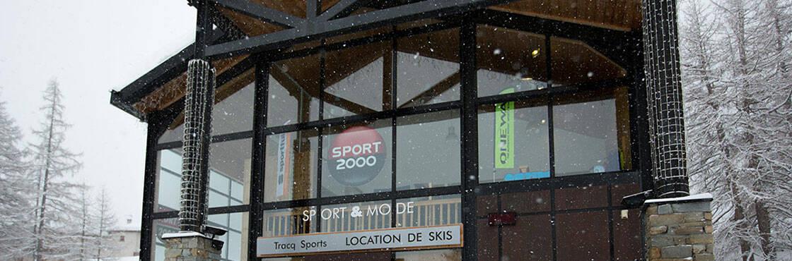 La station de ski Bessans