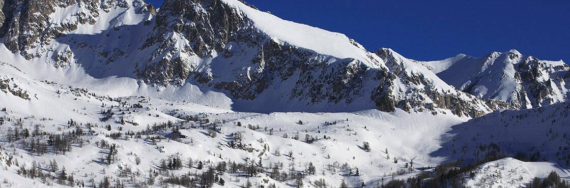 Découvrir la station de ski Isola 2000