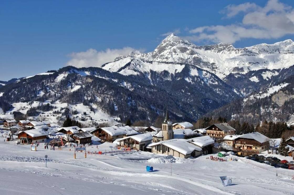 La station de ski Crest Voland