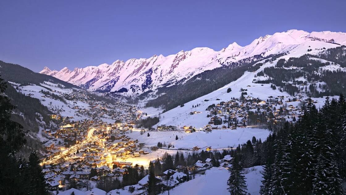 La station de ski La Clusaz