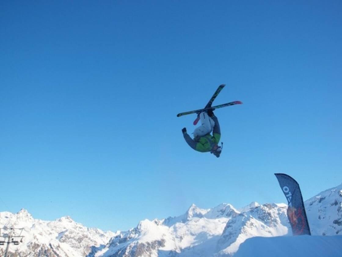 La station de ski Les 7 Laux Prapoutel