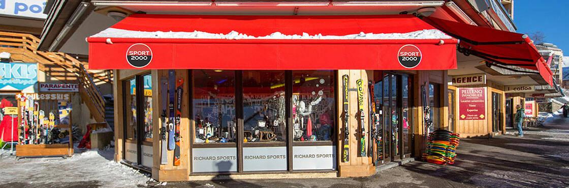 La station de ski Orcières Merlette