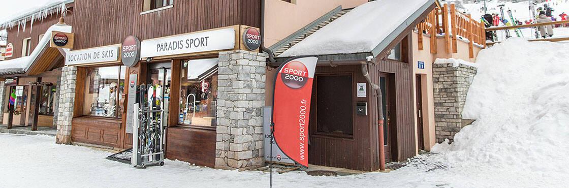 La station de ski Peisey Vallandry
