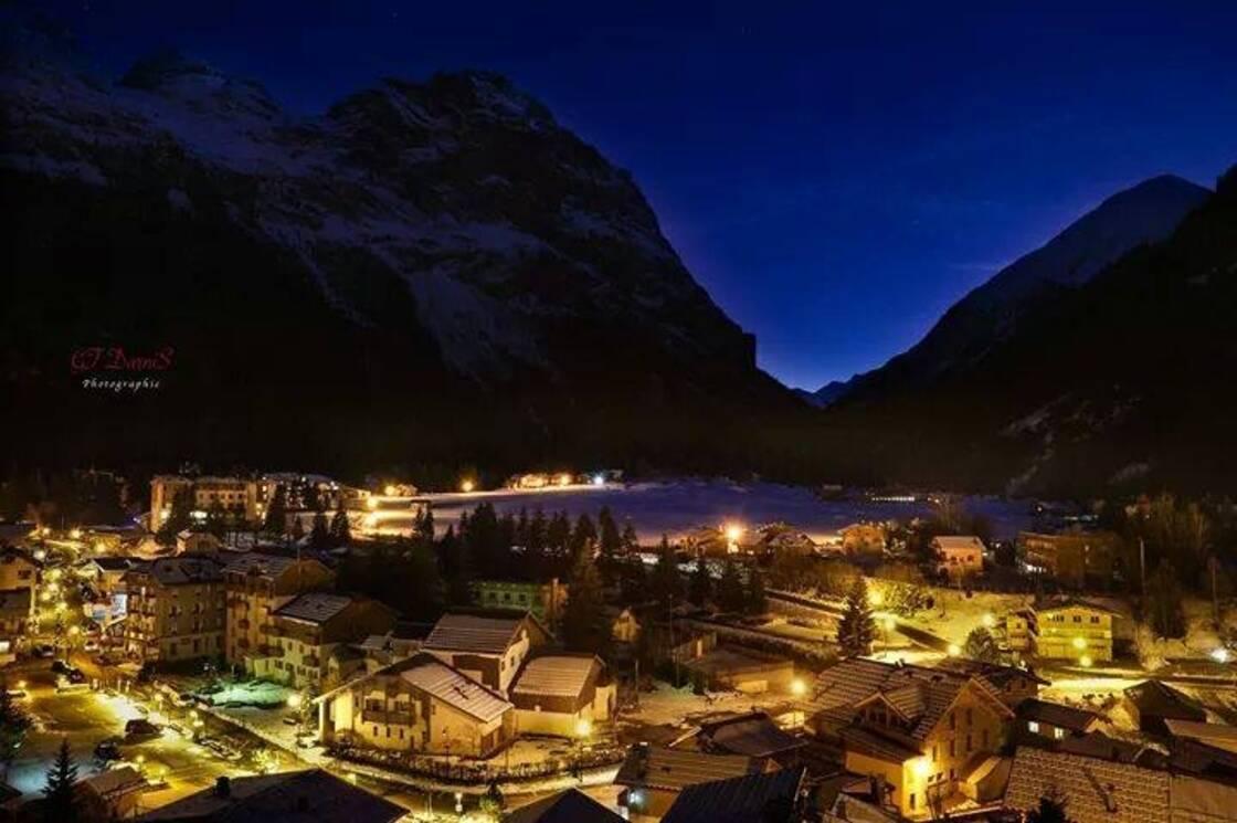 Rolland sport et la station de ski de Pralognan la Vanoise