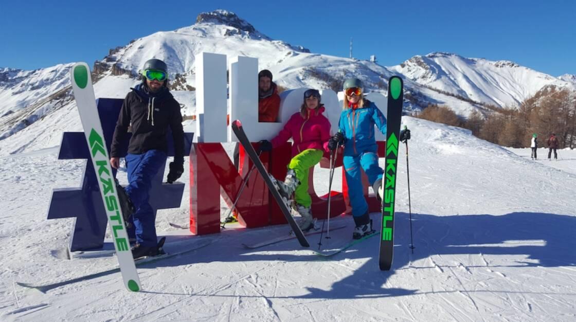 La station de ski d'Auron