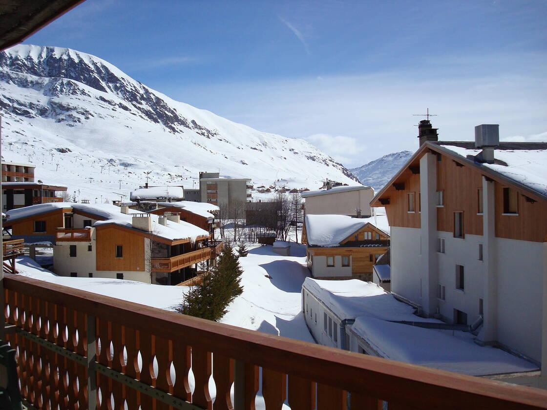 La station de ski L'Alpe d'Huez