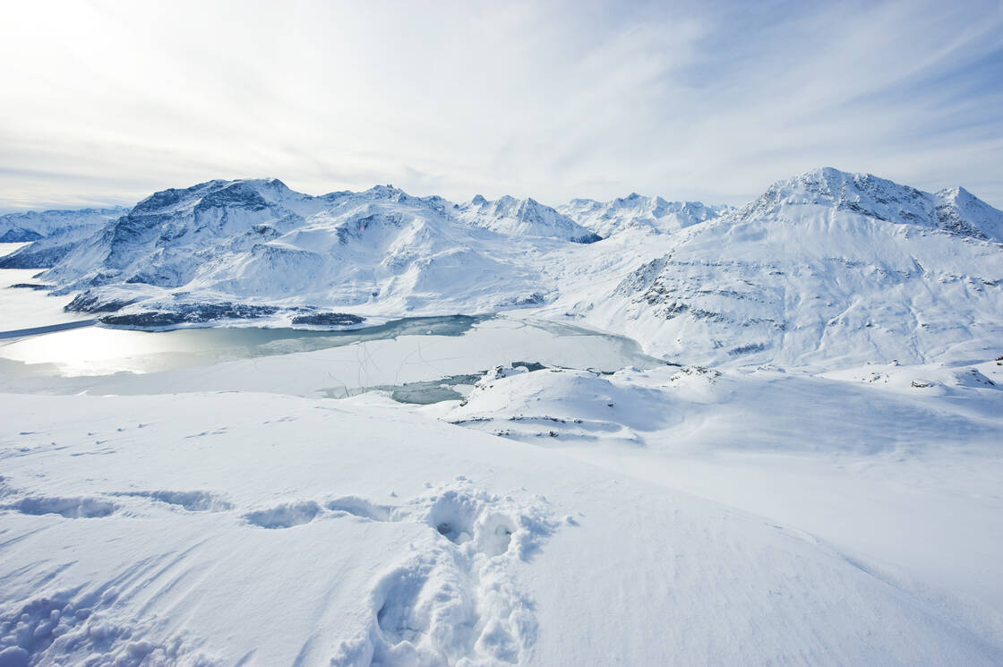 La station de ski de Val Cenis Lanslebourg