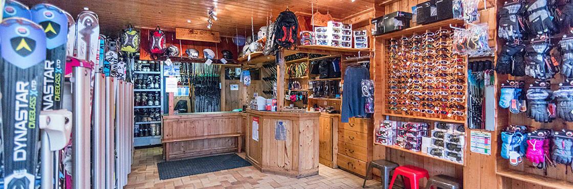 Bienvenue chez Gravier Sport (Labrau) Sport 2000 Val d'Allos La Foux