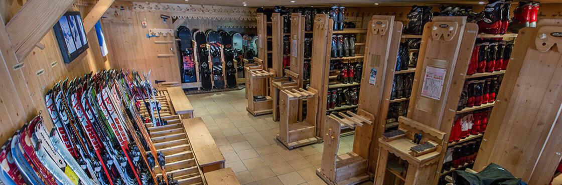 Notre magasin Sport 2000 Location des Planards