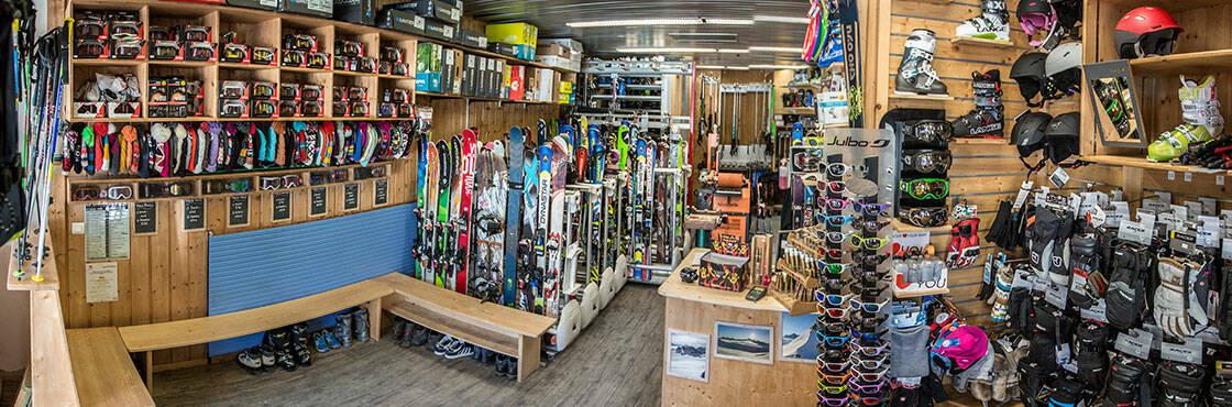 Nos magasins Sport 2000 Flaine Super ski et Ski shop