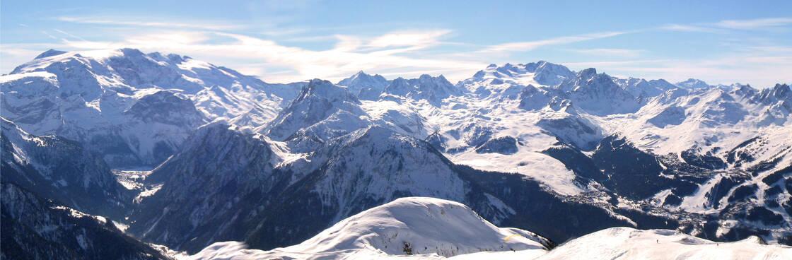 La Plagne 1800, la station de ski