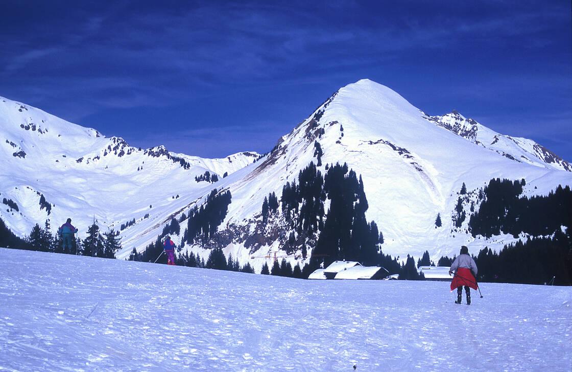 Praz de Lys, la station de ski