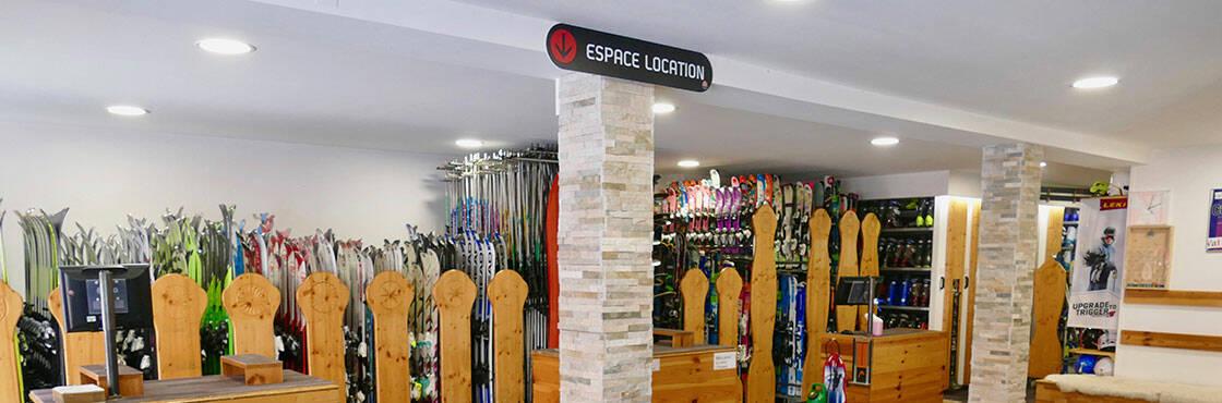 Notre magasin Sport 2000 Bear Valley