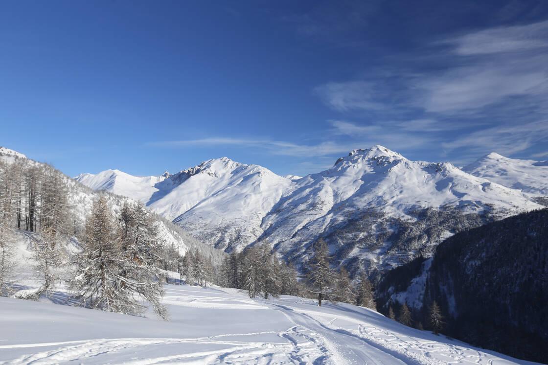 La station de ski Serre Chevalier