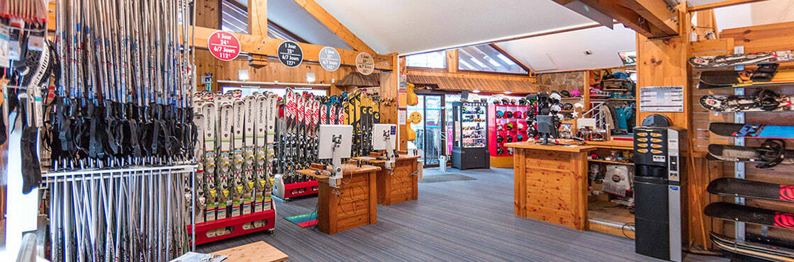 Notre magasin Sport 2000 Alphand Sports