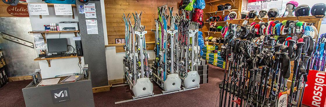 Bienvenue chez Ardent Sports - Centre Station Sport 2000 Montriond-Morzine