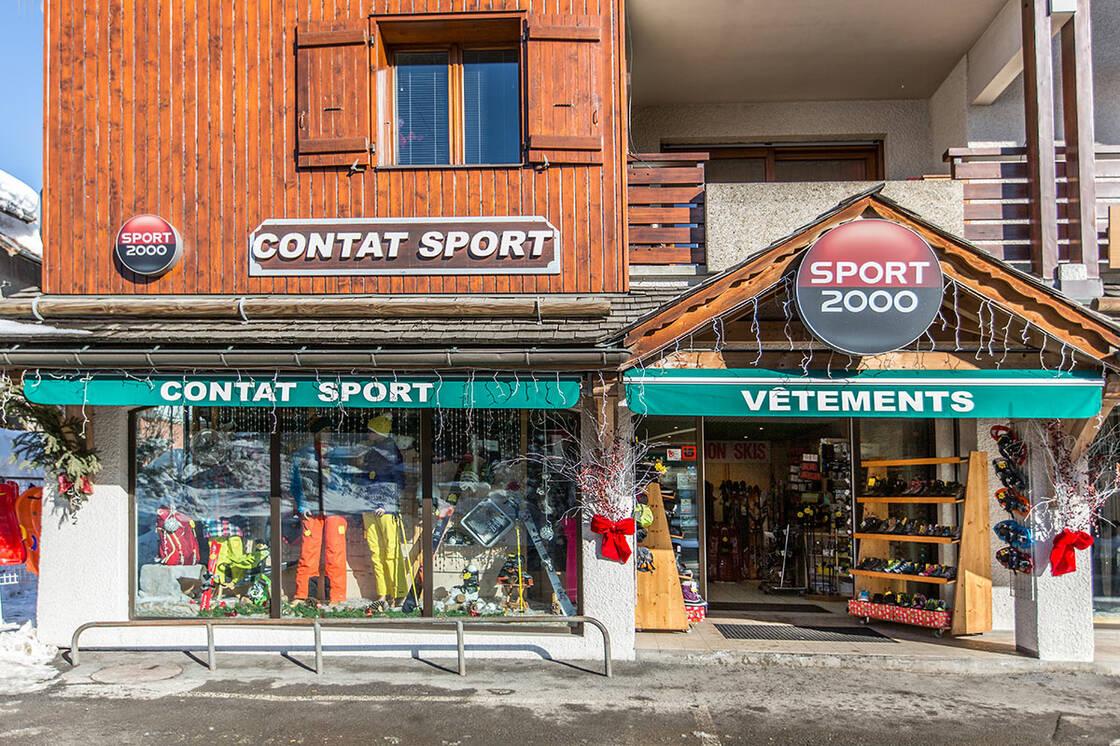 location de ski saint jean de sixt