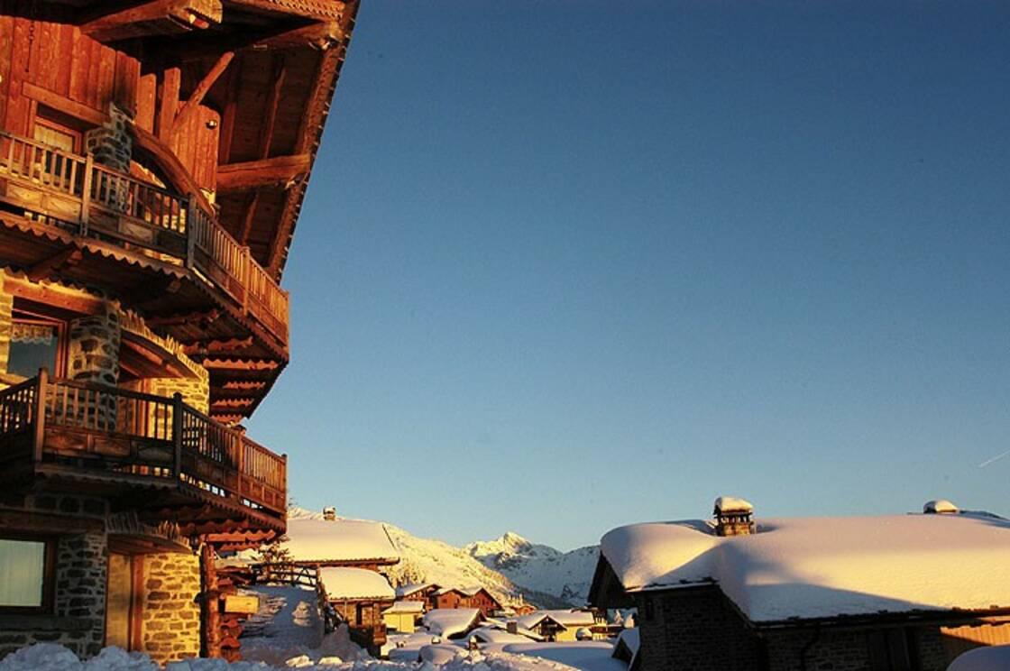 location de ski la rosière