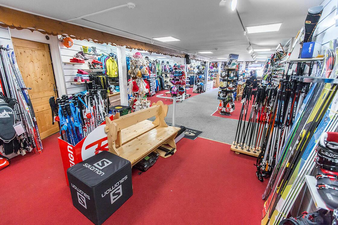 Location de ski la plagne