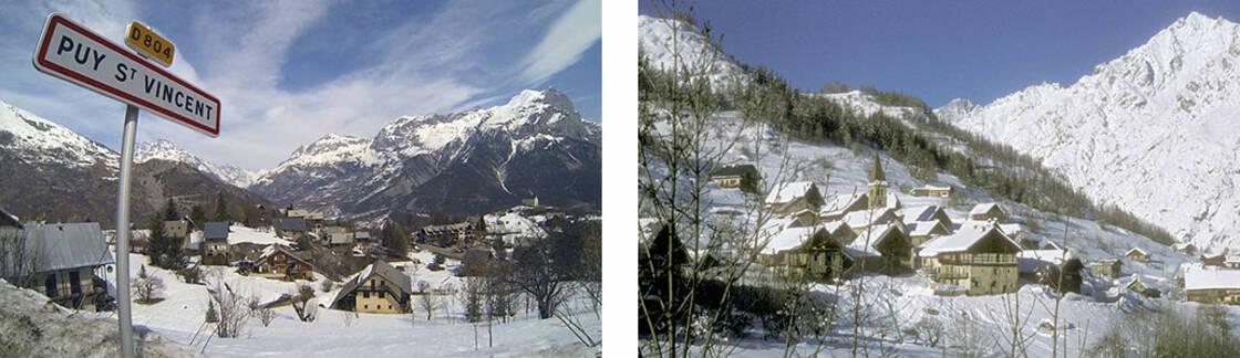 station de ski Puy St Vincent