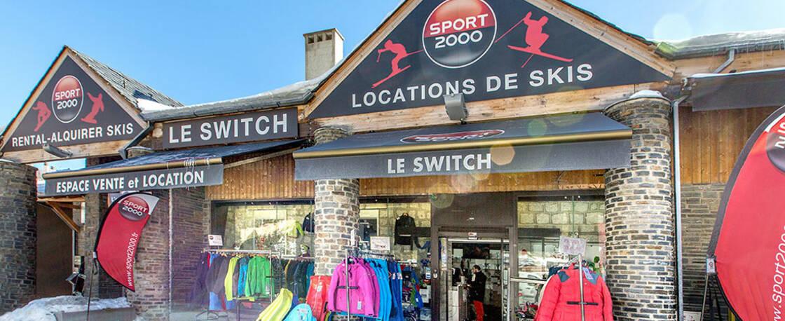 magasins de ski SPORT 2000