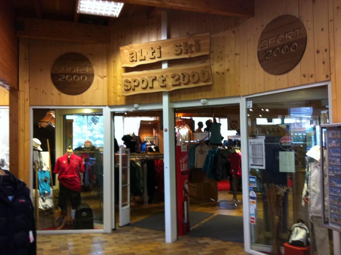 Bienvenue Chez Sport2000 Altiski