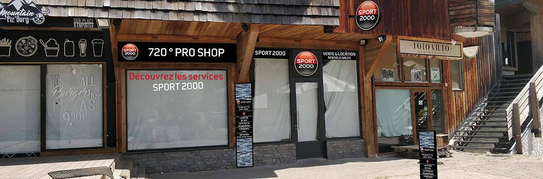 Location ski Avoriaz Sport 2000 Le 720