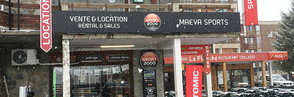 Location ski Peyragudes Sport 2000 Maeva Sports