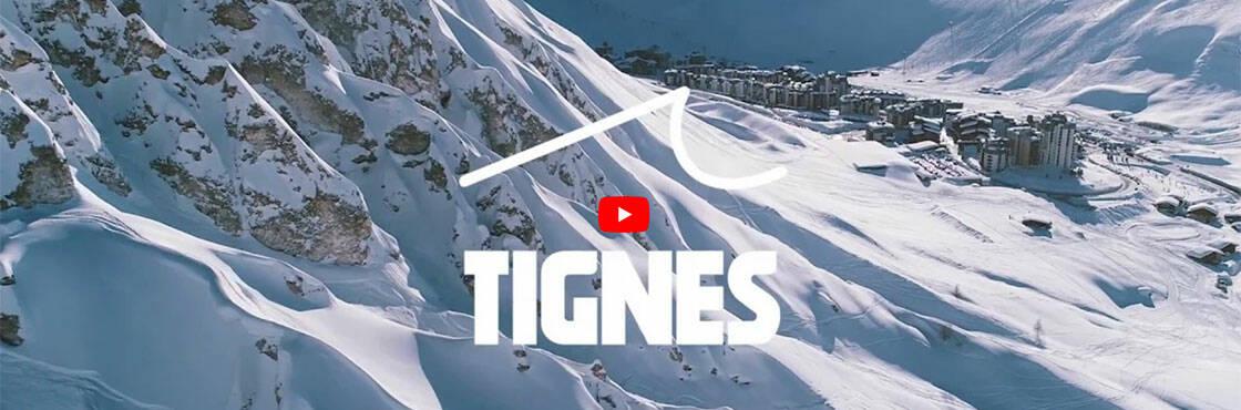 Vidéo de présentation de Tignes 2018