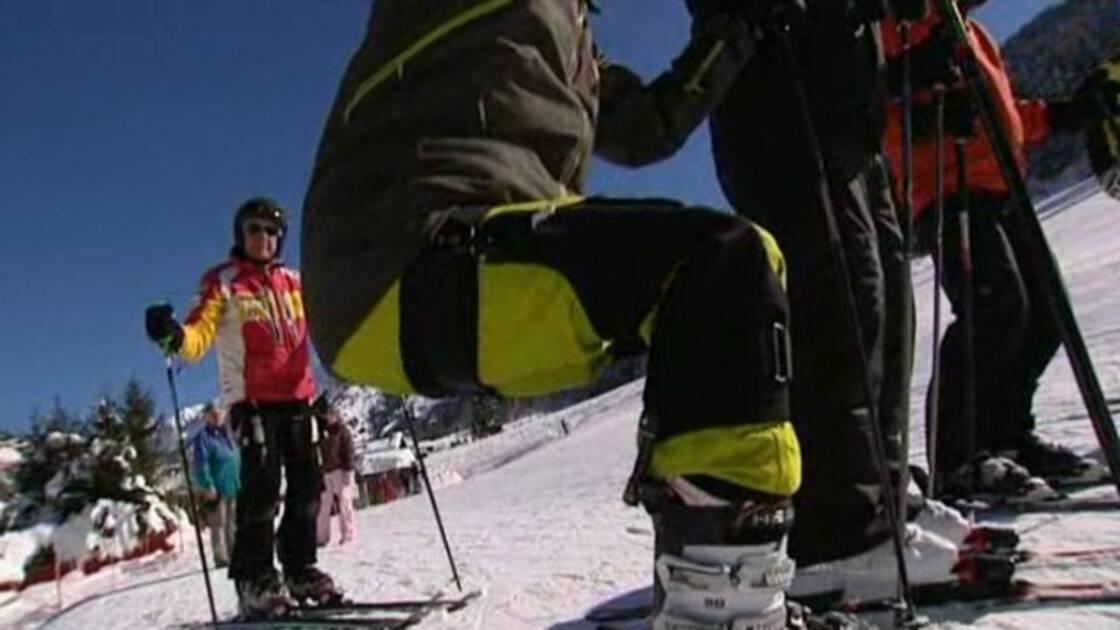 Le Ski~Mojo Sport 2000 Morillon 1100