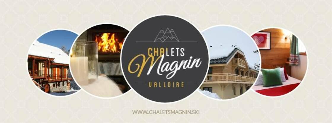 Notre partenaire : Les Chalets Magnin