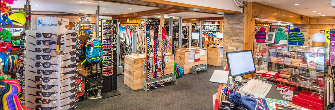 Location ski Pra-Loup Sport 2000 Wolf Ski Shop
