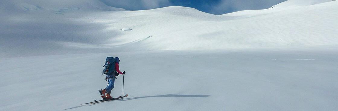 randonnee a skis