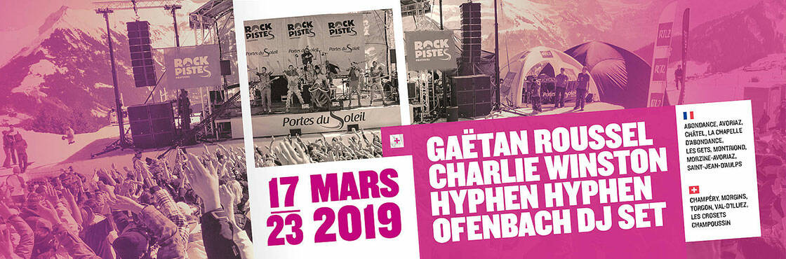 rock the pistes avoriaz 2019