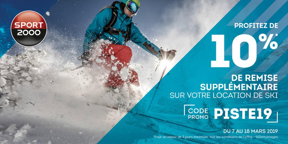 location ski reduction sport 2000