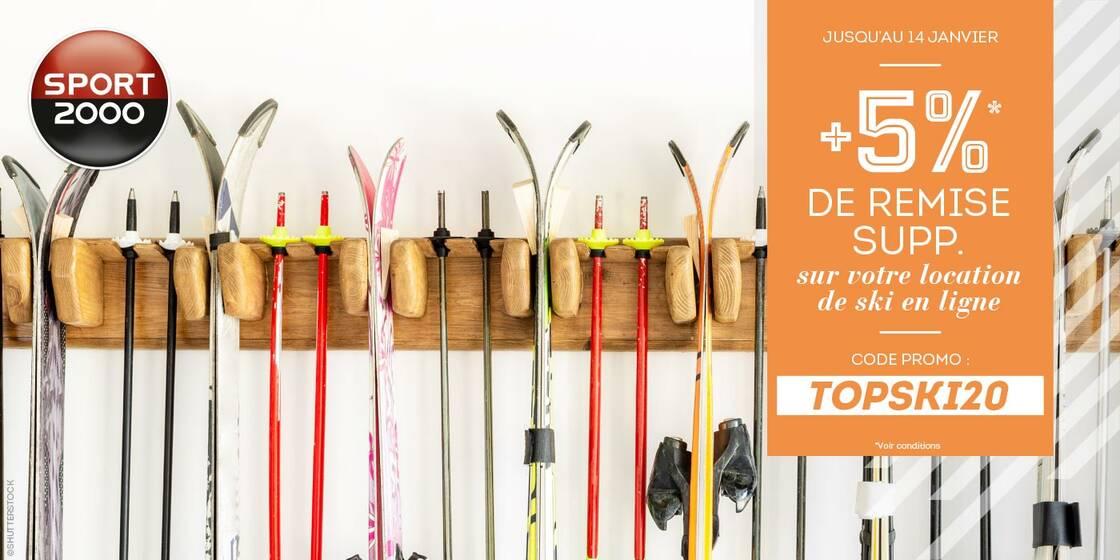 deal janvier location ski sport 2000