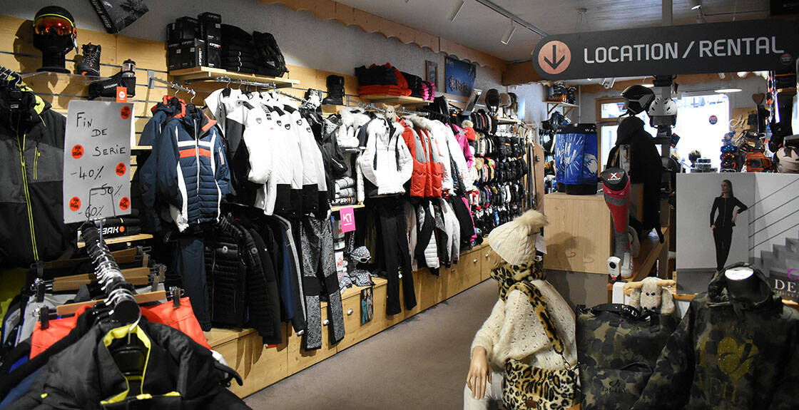 magasin vêtements et accessoires de ski coco sport