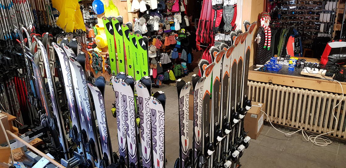 skis occasions