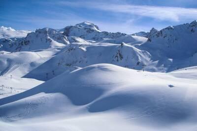 La station de ski de Tignes Val Claret