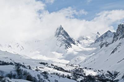 La station de ski de Valloire