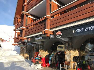 Location ski Alpe d'Huez Sport 2000 Cornerski
