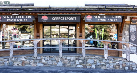Sport 2000 Carroz Sports, LES CARROZ