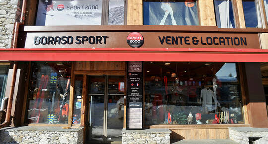 Sport 2000 Boraso Sport, VAL D'ISERE