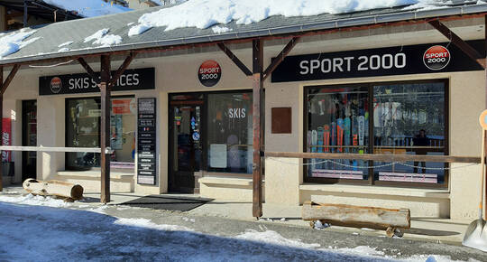 Sport 2000 Skis Services, SAINT COLOMBAN-VILLARDS
