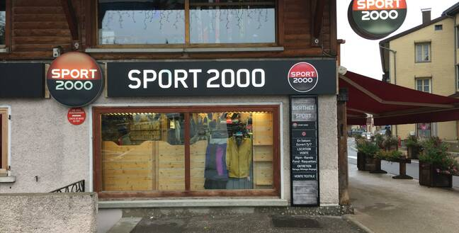 Sport 2000 Berthet Sports Les Rousses