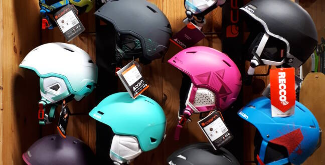 rayon casques