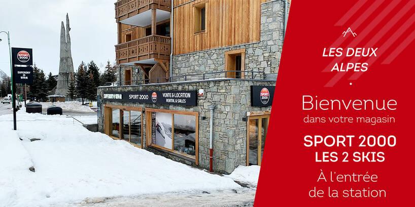 Les 2 Skis - Les 2 Alpes