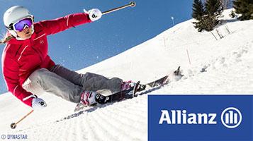 Seguro esquí multiriesgo