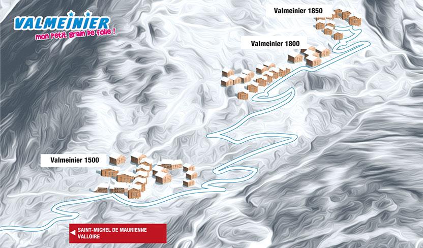 Location ski valmeinier sport 2000 le mat riel de ski et snowboard pas cher - Office du tourisme valmeinier 1800 ...
